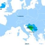 MSG Virtual - Države - poreske stope